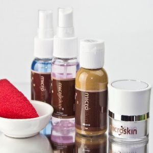 50ML MICROSKIN KIT With Colour Derma