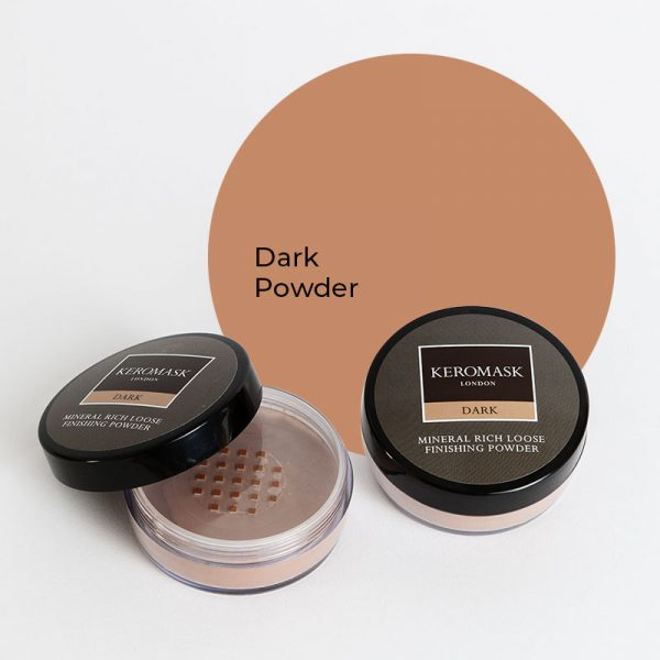 Keromask Powder Dark #1Skin Camouflage Expert Colourderma