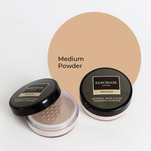 Keromask Powder - Medium By Colourderma Skin Camouflage Experts