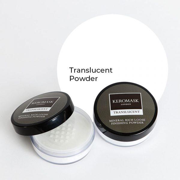 Keromask Powder Translucent - Colourderma Skin Condition Experts